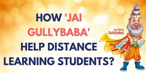 Should I Advise For Distance Mba by How Jai Gullybaba Help Distance Learning Students 2018