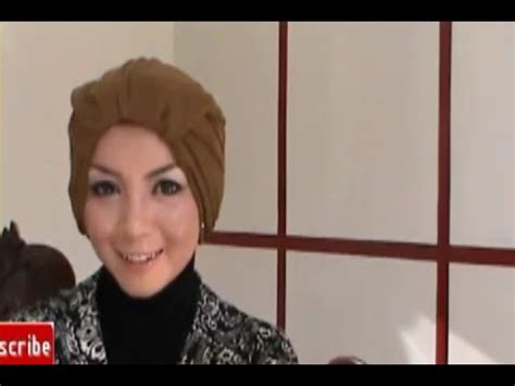 tutorial hijab turban segi empat youtube hijab style tutorial cara memakai jilbab paris turban