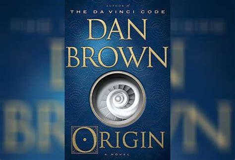 origin robert langdon book 0593078756 dan brown s latest mixes high art and high tech sunday