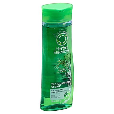 Shoo Herbal Essences clairol 174 herbal essences 10 1 oz tea lightfully clean refreshing shoo bed bath beyond