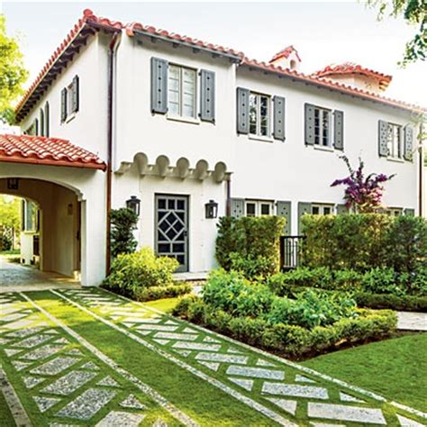 spanish colonial revival architecture build the driveway and welcome your guests with pride