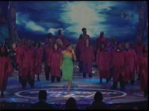 Fantasia Im Here Live On Idol by Fantasia Barrino Singing I M Here On American Idol