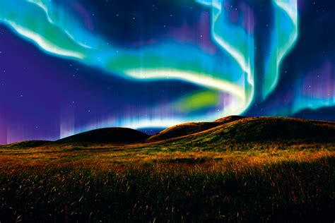 12 See The Northern Lights In The Arctic Circle Lights In