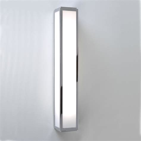 mashiko bathroom light astro lighting 0878 mashiko 600 ip44 bathroom wall light