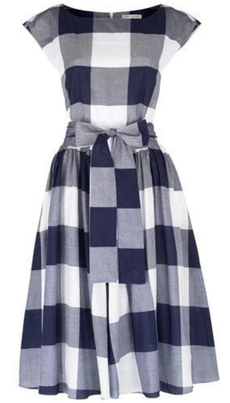 Gingham Black Lara Dress 175 best plaid images on tartan dress
