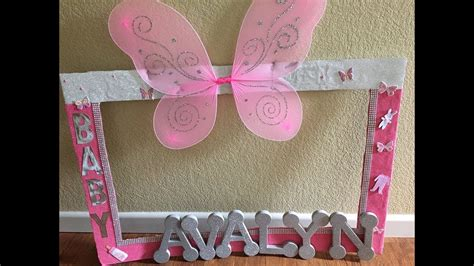 Baby Shower Picture Frame Ideas by Babyshower Photo Frame Prop