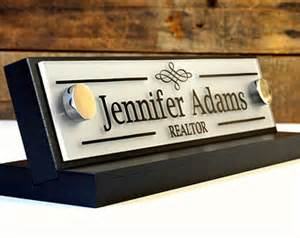 Office Desk Name Plate Desk Name Plate Office Supply Personalized By Garosigns