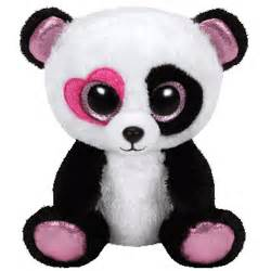 ty beanie boos panda beautiful scenery photography