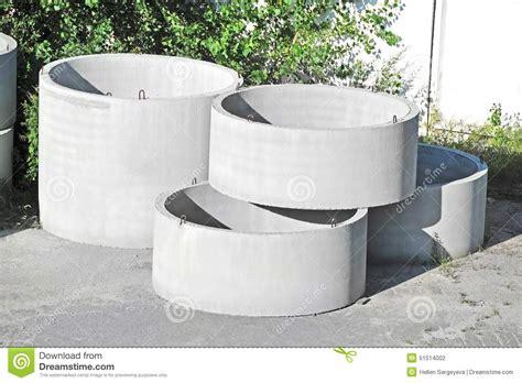 concrete pit concrete circle pit stock photo image 51514002
