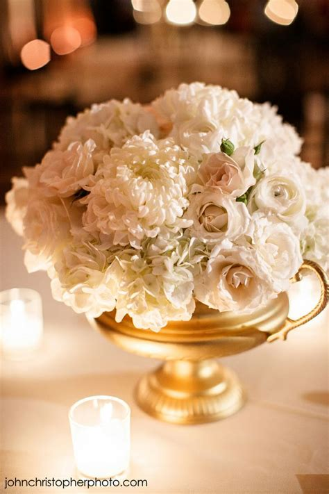 white and gold centerpieces ivory blush gold centerpiece siginificanteventsoftexas blush ivory wedding