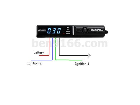 apexi turbo timer diagram apexi auto timer na turbo wiring diagram efcaviation