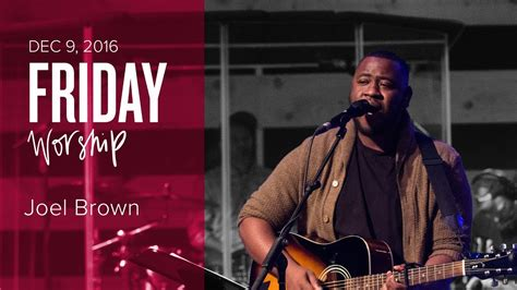 Friday The Catch by Catch The Worship With Joel Chantelle Brown Friday