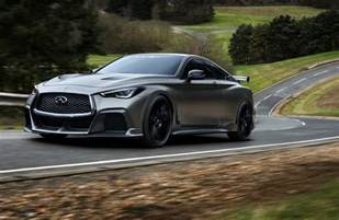 Infiniti Q Coupe Report Infiniti Q60 Black S Coming To Challenge Bmw M4