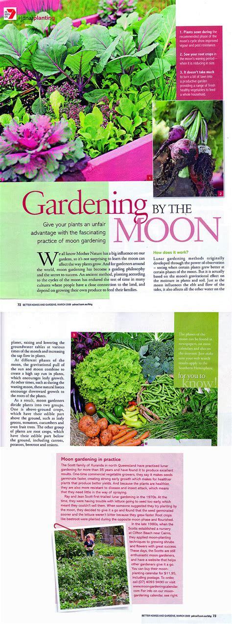 Resource Gardening Resources Moon Gardening Calendar