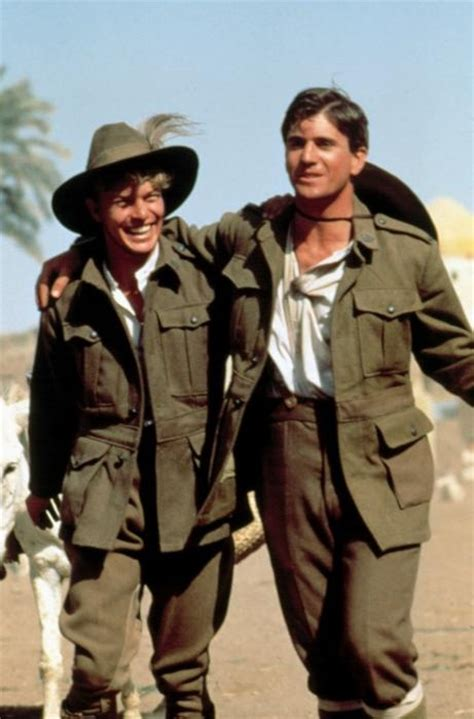 themes in the film gallipoli mark lee mel gibson in quot gallipoli quot 1981 les meves