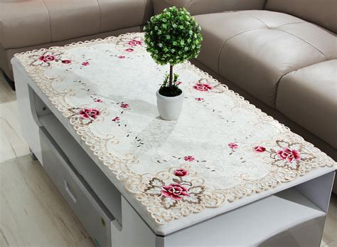 Interesting Cover Table Matching For Coffee Table In Your Coffee Table Cover