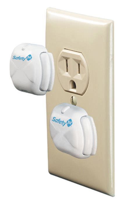 how to cap electrical outlet 6 tips on fitting safety 1st outlet protectors for your