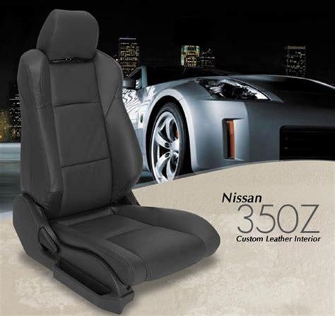 Nissan 350Z Katzkin Leather Seat Upholstery Kit   ShopSAR.com
