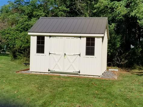 beautiful handcrafted amish storage sheds nj amish