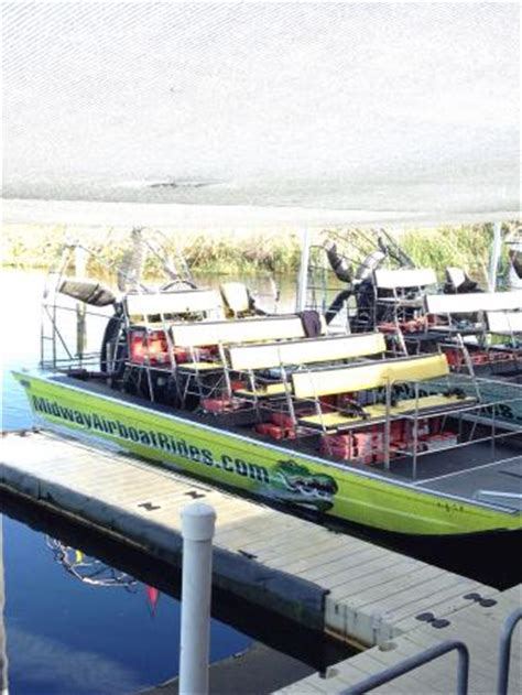 boat rides near melbourne fl midway airboat ride bldg picture of airboat rides at