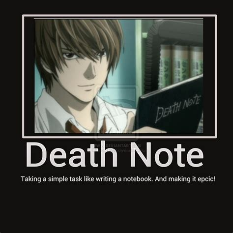 Death Note Meme - death note by chaser1992 on deviantart