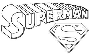 Superman Logo Coloring Pages Az Coloring Pages Superman Coloring Pages Free
