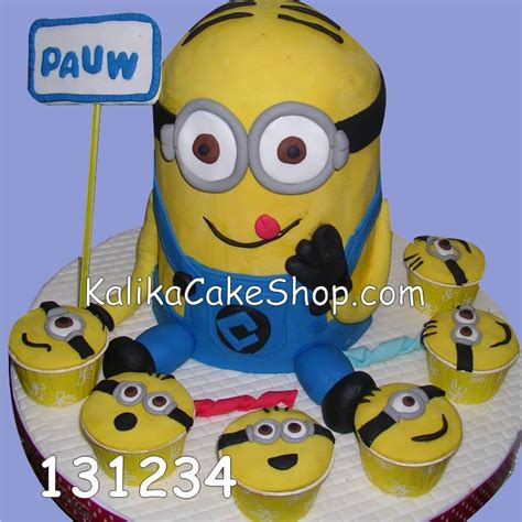 Cara Membuat Kue Ulang Tahun Minion | resep cup cake ulang tahun myideasbedroom com