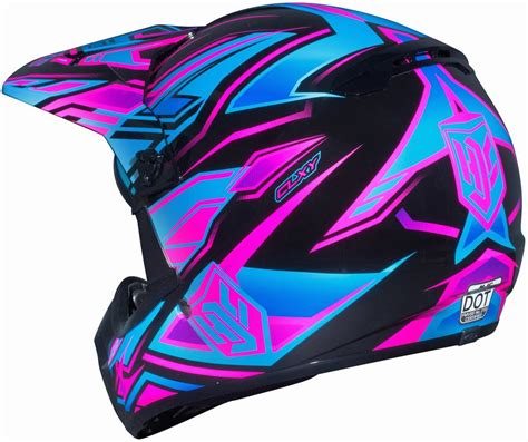 girls motocross helmets 89 99 hjc girls cl xy fulcrum helmet 2013 195912