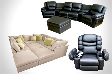 theater sectional seating buying guide the ultimate affordable home theater muted