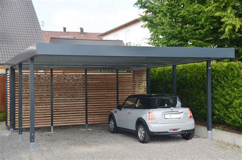 carport holz 4x4 doppelcarport quot made in germany quot aus stahl f 252 r 2 autos oder