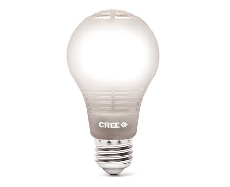 cree led light bulbs cree cuts heat bulk and cost with vented led bulbs slashgear