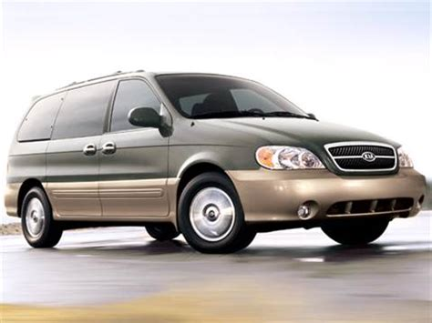 2011 kia sedona pricing ratings reviews kelley blue book 2004 kia sedona pricing ratings reviews kelley blue book