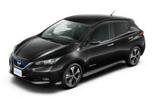 Nissan Leaf Ground Clearance The All New Zero Emission 2018 Nissan Leaf Revealed Autobics