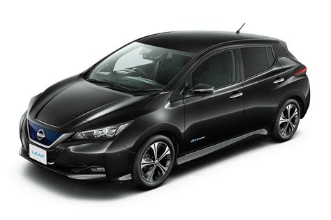 new nissan leaf the all new zero emission 2018 nissan leaf revealed autobics