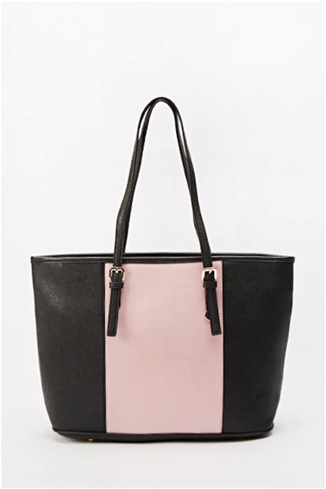 pink tote bags all fashion bags