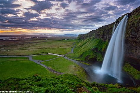 waterfall island top 10 waterfalls in iceland go iceland
