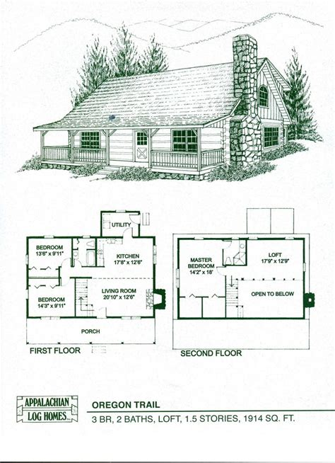 78 Ideas About Log Cabin Plans On Cabin Floor
