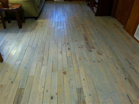 Pallet Floor Diy by Diy Pallet Floor Home