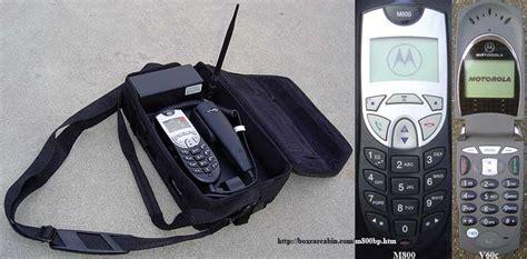 alltel verizon motorola  digital analog bag phone