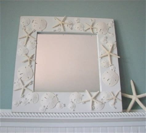 beach themed bathroom mirrors beach mirror beach theme bathroom pinterest