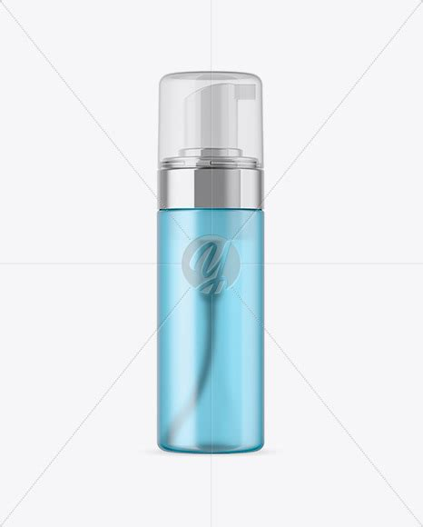 Fimi Spray Bottle 150ml 150ml glossy spray bottle in bottle mockups on yellow images object mockups