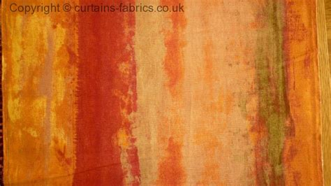 orange material for curtains fresco by iliv swatch box in orange curtain fabric
