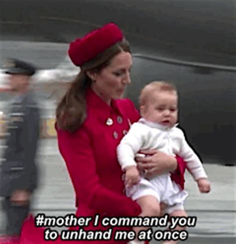 Prince George Meme - the 7 funniest prince george gifs you ll ever see goodtoknow