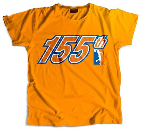 155th t shirt is