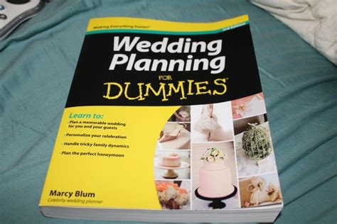 Wedding Planner For Dummies by Wedding Planner Wedding Planner For Dummies