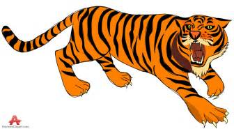 Angry tiger clipart clipartfest