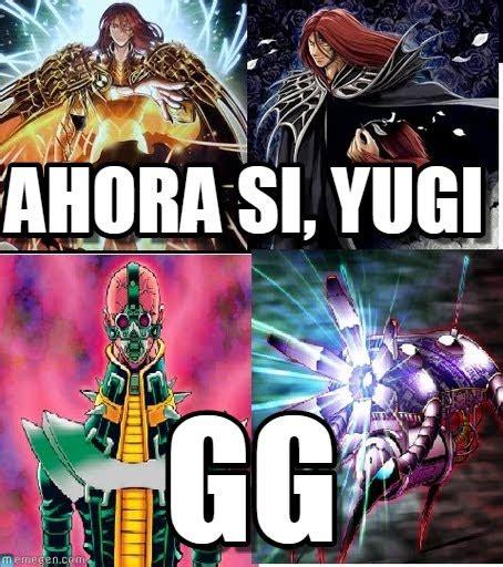 Yugi Memes - ahora si yugi anti meta yugi meme on memegen
