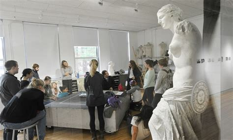 Drawing 1 Class In College by Bowdoin College Helps Beloved School Make Artful Return