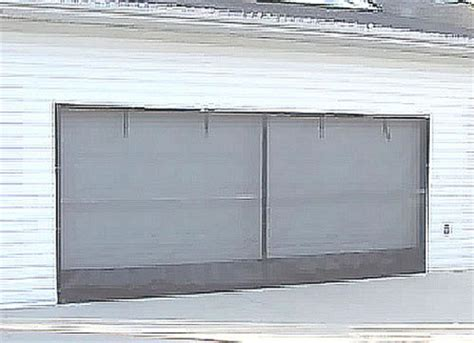 Overhead Garage Door Screens Garage Door Bug Screen Smalltowndjs