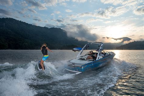 chaparral boats ceo malibu licenses wake technology to chaparral marine business